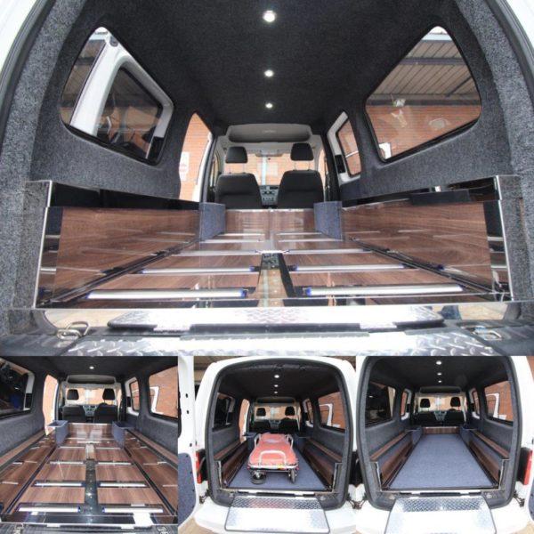 Caddy Maxi MPV Hearse