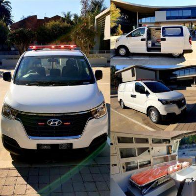 Hyundai Ambulance