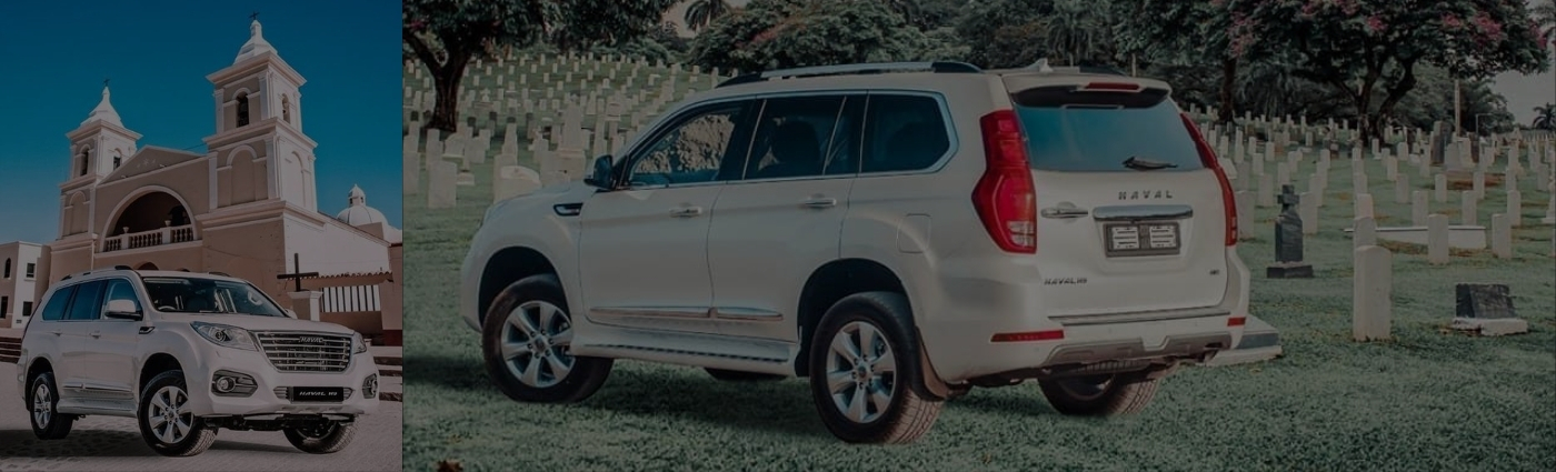 Introducing The New Haval H9 Hearse