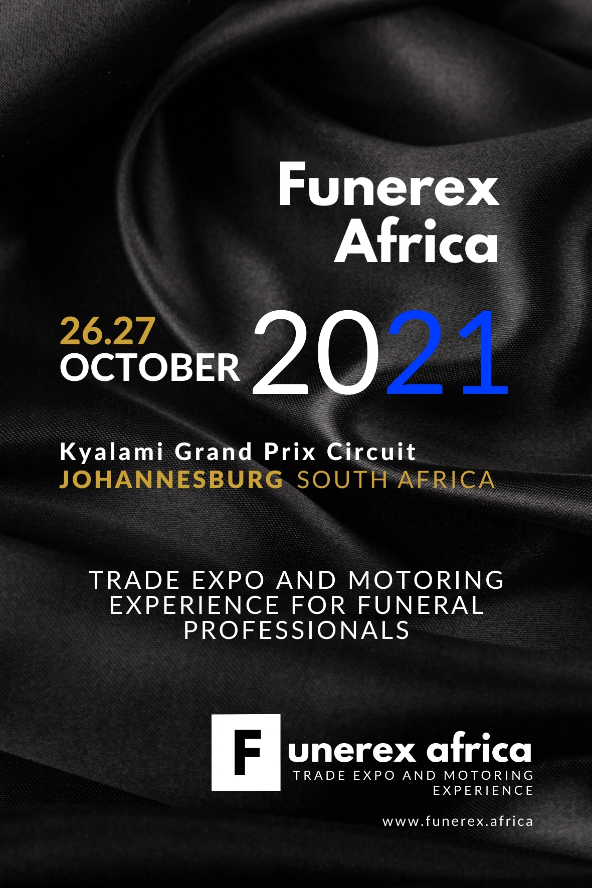Funerex Save the date